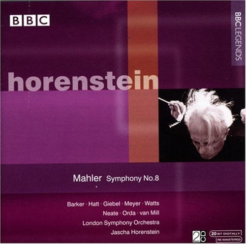 Symphony 8: Recorded 1959