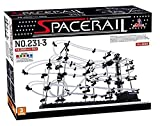[リトルトレジャー]Little Treasures Space Rail Level 3 Marble Roller Coaster Kit with Steel 16,000mm Rail Spacerail Spacewarp M..