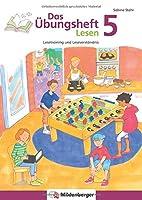Das Uebungsheft Lesen 5: Lesetraining und Leseverstaendnis Deutsch, Klasse 5