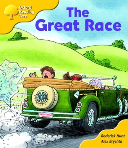 Oxford Reading Tree: Stage 5: More Storybooks A: the Great Raceの詳細を見る
