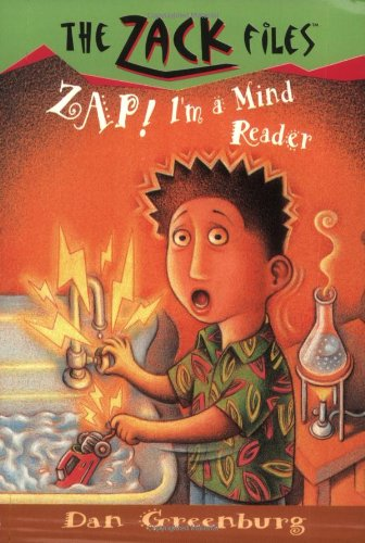 Zack Files 04: Zap! I'm a Mind Reader (The Zack Files)の詳細を見る