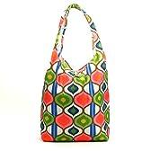 折り畳み式 防水ショッピングバッグ 水玉 Shopping Bag (6129-6)