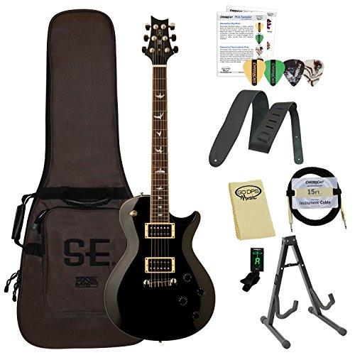 Paul Reed Smith ポールリードスミス Guitars 245STBK-Kit01 PRS SE 245 スタンダード Black エレキギター エレキギター エレクトリックギター (並行輸入)