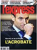 L'express [FR] No. 3487 2018 (単号)