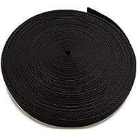 PP ベルト ブラック (幅25mm 長さ20m)