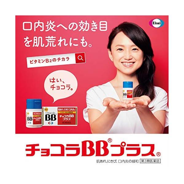 【第3類医薬品】チョコラBBプラス 120錠の紹介画像2