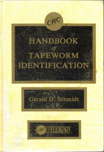 Download CRC Handbook of Tapeworm Identification 084933280X