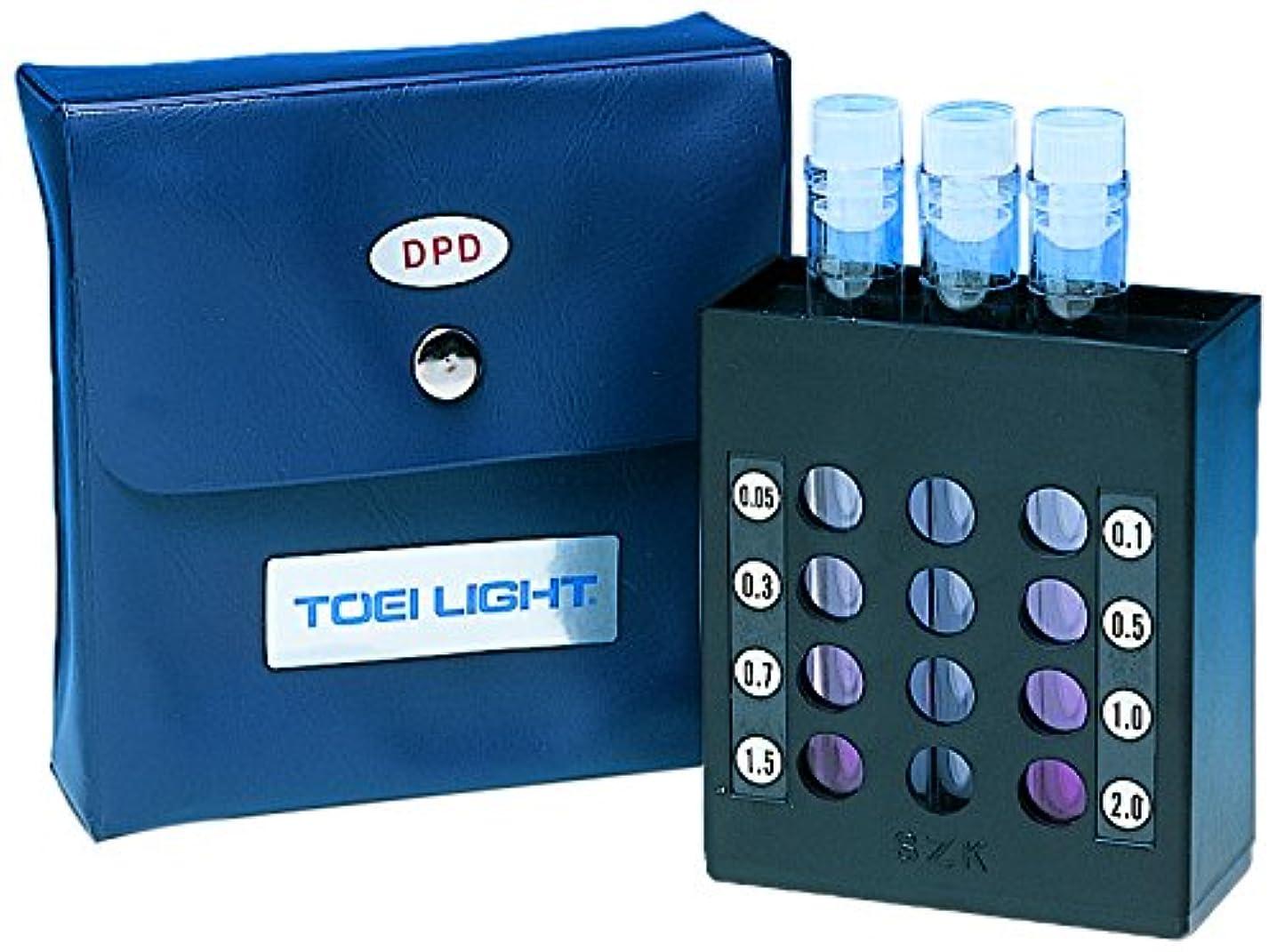 自動車気候待つTOEI LIGHT(トーエイライト) DPD法簡易型残留塩素計 B3760