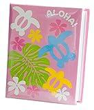 東京画鋲 TORAYA LISA LISA ハワイアンフォトアルバム アロハホヌPK ピンク *AEN0667
