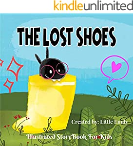 The lost Shoes: Centipede lost his shoes in the forest . Before Bed Children's Book- Cute story - Easy reading Illustrations -Cute Educational Adventure   . (English Edition)