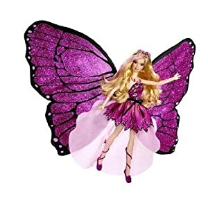 Barbie(バービー): Mariposa Magic Wings Mariposa Doll ドール 人形 フィギュア(並行輸入)