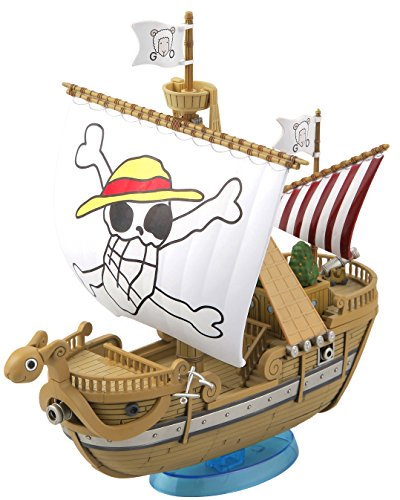 One piece the great ships (Grand ship) collection going and Merry No. Memorial ver. Plastic model