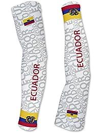 エクアドルScudoPro Compression Arm Sleeves UV保護ユニセックス – Walking – サイクリング – Running – ゴルフ – 野球 – バスケットボール