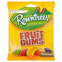 Rowntree's Fruit Gums (170g) ラウントリーのフルーツガム( 170グラム)