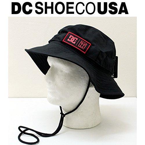 DC SHOE(ディーシーシュー) バケットハット メンズ DC BUCKET KVJ0/DWR(耐久性撥水)加工済(DCSHOE ディーシーシュー)