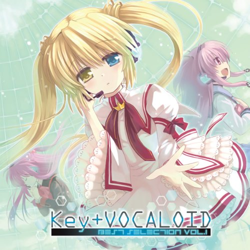 Key+VOCALOID Best selection vol.1