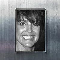 LINDA GRAY - オリジナルアート冷蔵庫マグネット #js003