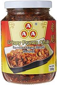 3A Crispy Prawn Chilli, 320g