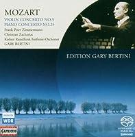 Violinkonzert 5 Kv 219/Kl by W. A. MOZART (2008-12-15)