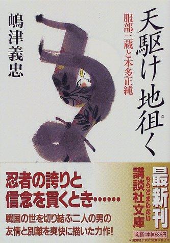 天駆け地徂く―服部三蔵と本多正純 (講談社文庫)