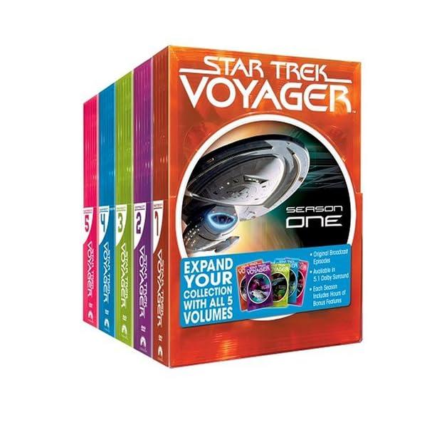 Star Trek Voyager: Seaso...の商品画像