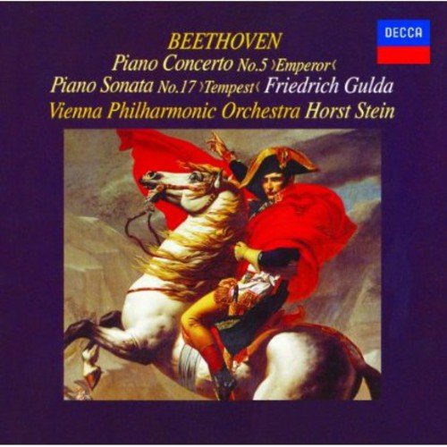 ベートーヴェン:ピアノ協奏曲第5番「皇帝」、テンペスト