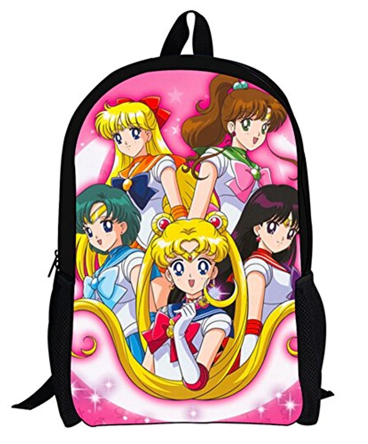 ミュウミュウボイコット間YOYOSHome AnimeセーラームーンCosplayバックパックスクールバッグ