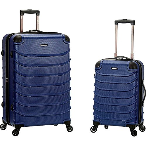 (ロックランドラッゲージ) Rockland Luggage メンズ バッグ キャリーバッグ 2pc Speciale Expandable ABS Spinner Set 並行輸入品
