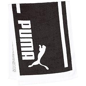 (プーマ) PUMA トレーニング スポーツタオルB(90x35cm) 869249 [ユニセックス] 06 ブラック L90xW35cm