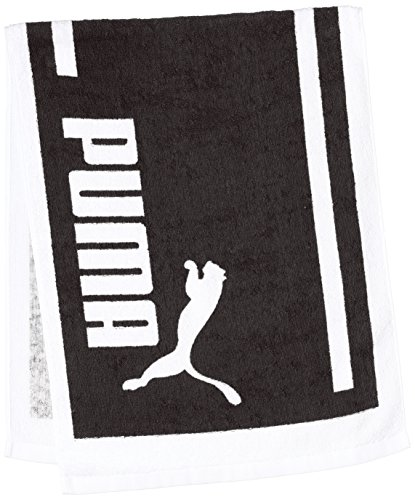 (プーマ)PUMA トレーニング スポーツタオルB(90x35cm) 869249 [ユニセックス] 06 ブラック L90xW35cm