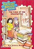 The Case of the Ghostwriter (Jigsaw Jones Mysteries (Sagebrush))