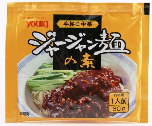 ユウキ ジャージャー麺の素(アルミパック) 60g
