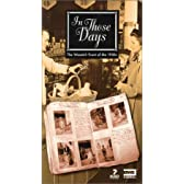 In Those Days: Wasatch Front in the 1930's [VHS] [Import]
