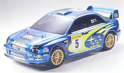 1/8 1/10 エンジンRCカーシリーズ 1/8 スバル インプレッサ WRC 2001