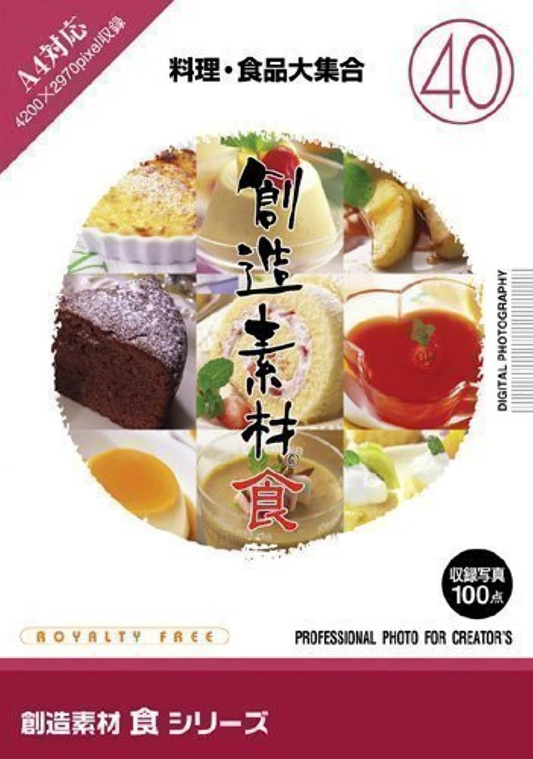 精緻化破壊結核創造素材 食(40) 料理?食品大集合
