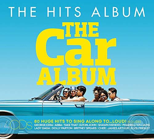 The Hits Album - The Car Album