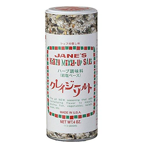 クレイジーソルト / 113g TOMIZ/cuoca(富澤商店) 塩 その他の塩