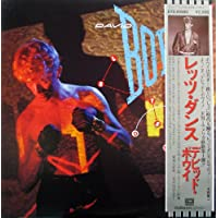 "LET'S DANCE レッツ・ダンス [12"" Analog LP Record]"