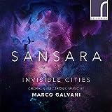 Invisible Cities ガルヴァーニ: 合唱とエレクトロニック音楽集