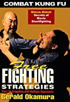 Combat Kung Fu #2 Free Fighting Strategies DVD Okamura