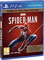 Marvel's Spider-Man Game Of The Year Edition (PS4) (輸入版)