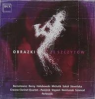 OBRAZKI - Ze Szczytow (1 CD)