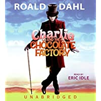 Charlie and the Chocolate Factory Movie-Tie In CD Unabridged