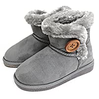 adba68ebb0ab2  アミアミ  AmiAmi アミアミ キッズ ムートン ブーツ ショート ぺたんこ 子供靴 キッズ靴 スエード (グレー
