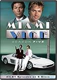 Miami Vice: Season Five [DVD] [Import]