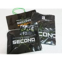 THE SECOND from EXILE キックオフミーティング限定セット Tシャツ クラッチバッグ 紙袋 メッセージポストカード EXILE THE SECOND