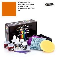 フォード・America FシリーズF - 250/ 550Super DutyカラーNドライブタッチアップペイントシステムペイントチップスクラッチ PRO PACK C045089PRO