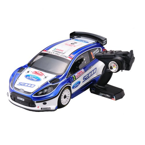 1/9 EP 4WD レディセット DRX VE 2010 FORD FIESTA 30881