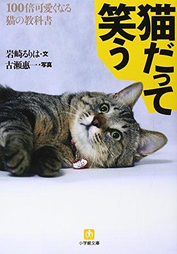 猫だって笑う―100倍可愛くなる猫の教科書 (小学館文庫)の詳細を見る