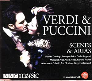 Verdi & Puccini: Scenes & Arias BBC Music